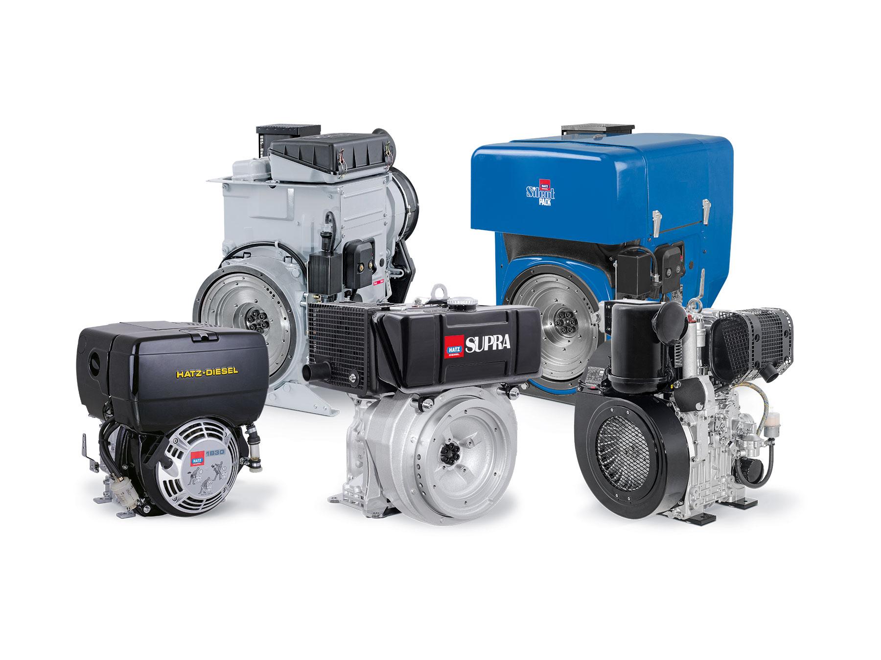 Image result for HATZ ENGINE